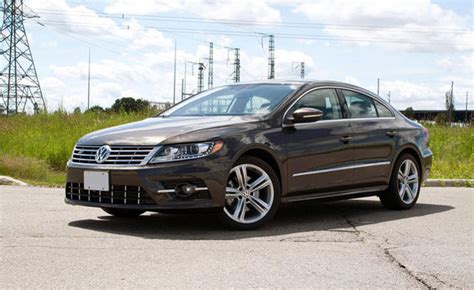Volkswagen Cc Rline by 2013 Volkswagen Cc R Line Review Car Reviews