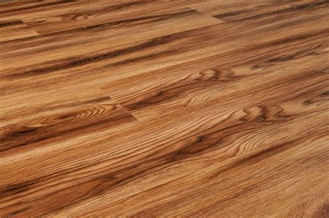 Vinyl Click Plank Flooring Vesdura Vinyl Planks 4mm Click Lock Buck Creek Collection Smoked Oak