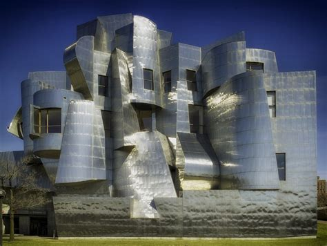 Weisman Detox by 10 Iconic Frank Gehry Buildings For Architecture To