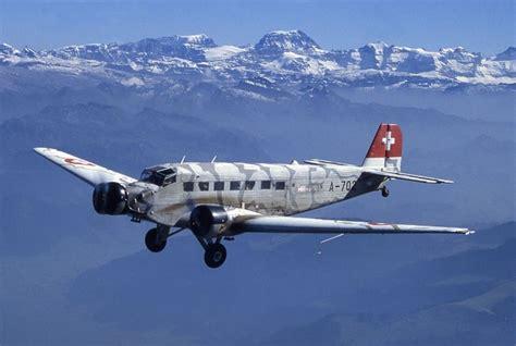 wwii era german plane crashes  swiss alps killing