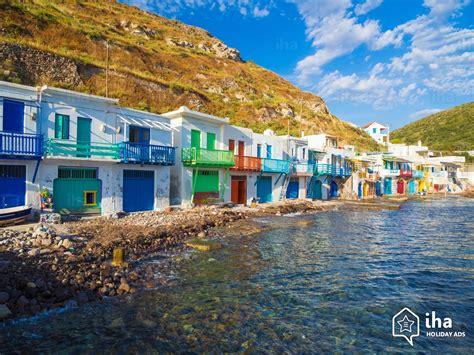 appartamenti a milos affitti milos per vacanze con iha privati