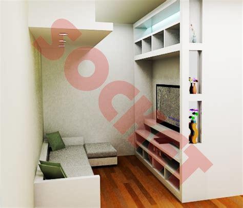 Br 133 Kursi Santai perancangan interior desain desain interior ruang keluarga