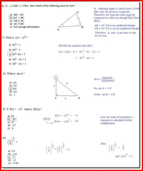sat math worksheets sat math worksheets pdf sat math practice worksheet pdf free level 1 subject sats and on