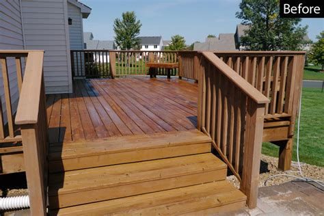 deck burnsville deck staining company in mn okeefe painting house
