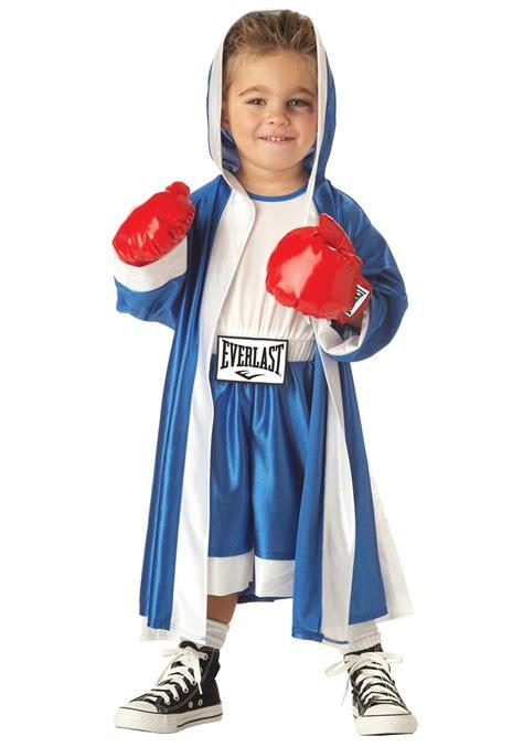 boxer costume toddler everlast boxer costume