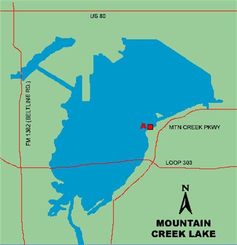 mountain creek lake access