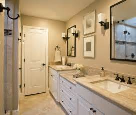 Traditional Bathroom Decorating Ideas Guest Bathroom Traditional Bathroom Houston By Marker Home