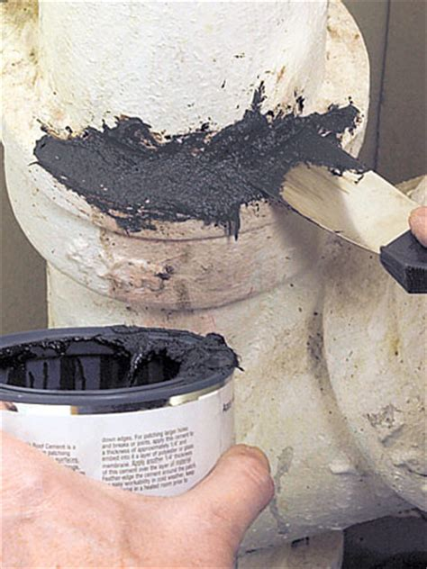 Epoxy Bathtub Repair Kit Repairs To Cast Iron Pipe How To Install Amp Repair Pipes