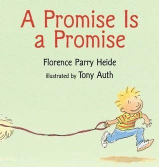 a promised books a promise is a promise by florence parry heide reviews
