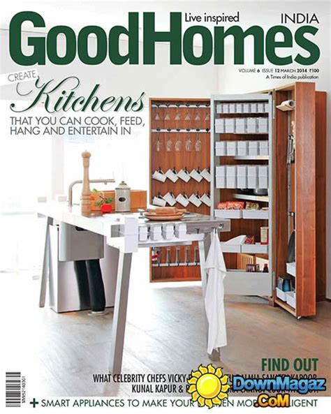 good home design magazines good homes india march 2014 187 download pdf magazines