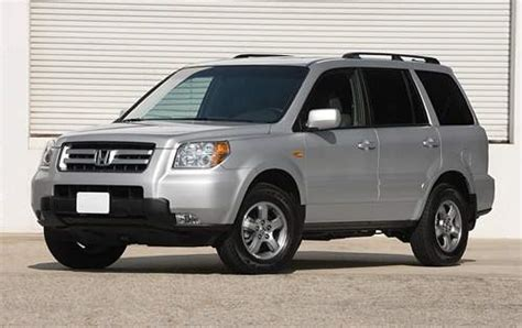 how to learn about cars 2006 honda pilot security system 2006 honda pilot gas tank size specs view manufacturer details