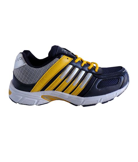 stylish sports shoes for buy lancer cuba navy blue yellow stylish sport shoes for