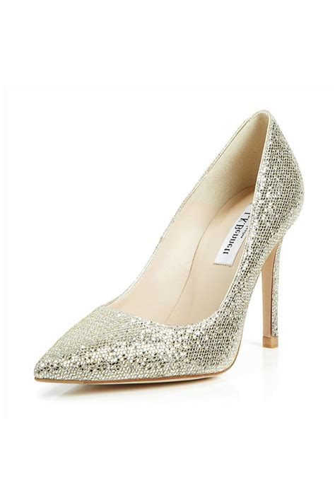 Heels Plat Gold Mo 40 Black lk fern platinum glitter from alexandria by bishop boutique shoptiques