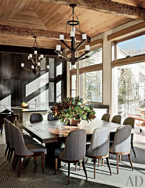 rustic dining rooms rustic kitchens design ideas tips inspiration