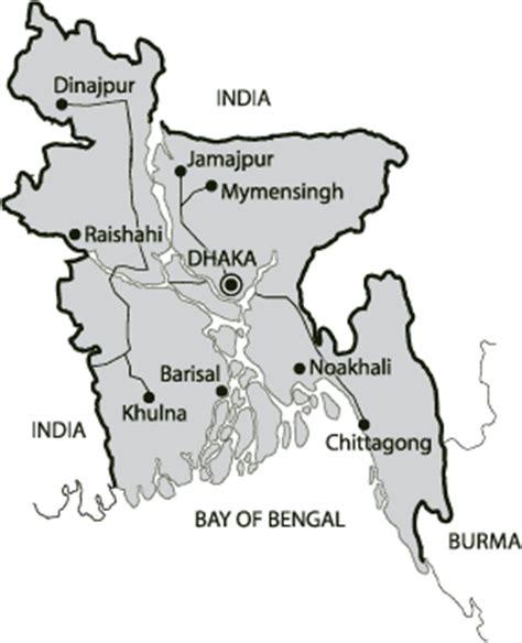 coloring page of bangladesh map bangladesh danmark partnerskab