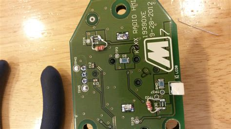 resistors on a circuit board circuit board with resistors general topic gm trucks