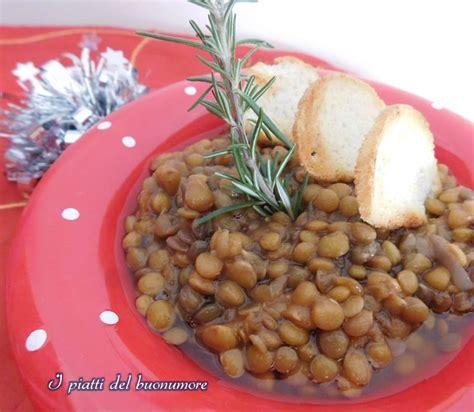 come cucinare le lenticchie per capodanno lenticchie di capodanno soldi tutto l anno i piatti