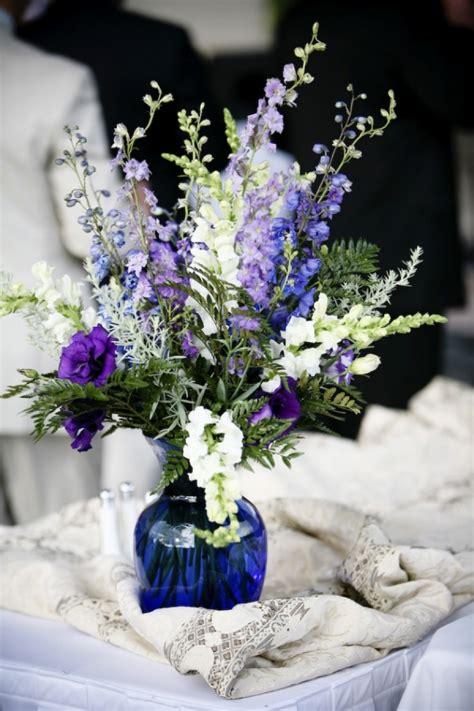 Blue Wedding Flower Ideas by Wedding Trends 2018 Pantone Ultra Violet Wedding Color