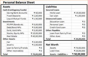 net worth worksheet excel worksheet amp workbook site