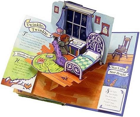 libro apop up book of nursery a pop up book of nursery rhymes matthew reinhart pop up mothers nurseries and
