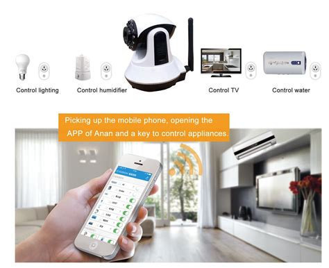 high definition home automation security gsm wifi alarm
