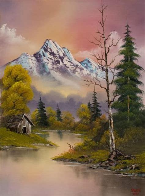 bob ross painting vimeo gallery 4 u bob ross