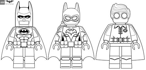 coloring pages lego batman and robin batman lego coloring pages pdf new robin lego batman movie