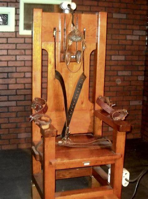 esecuzioni sedia elettrica la costituzione americana cinque cose da sapere cinque