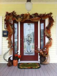 Front Door Decoration Ideas For Fall 67 And Inviting Fall Front Door D 233 Cor Ideas Digsdigs