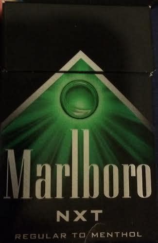 Marlboro 2 Balls marlboro nxt cigarette pack page 1