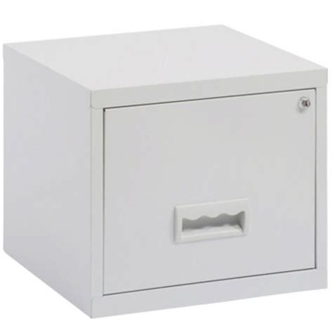 One Drawer File Cabinet by A4 Filing Cabinet 1 Drawer Grey Staples 174