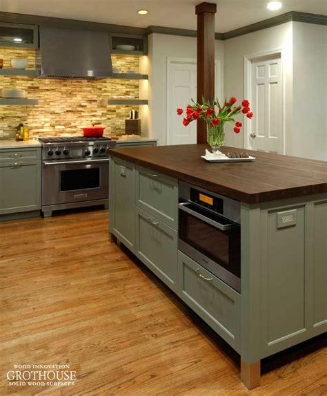 kitchen island tops wood countertops wood countertop butcherblock and bar
