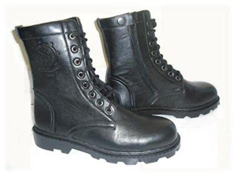 Sepatu Pdl Tni Polri Kulit Halus pd pamong praja perkasa sepatu pdl dan pdh