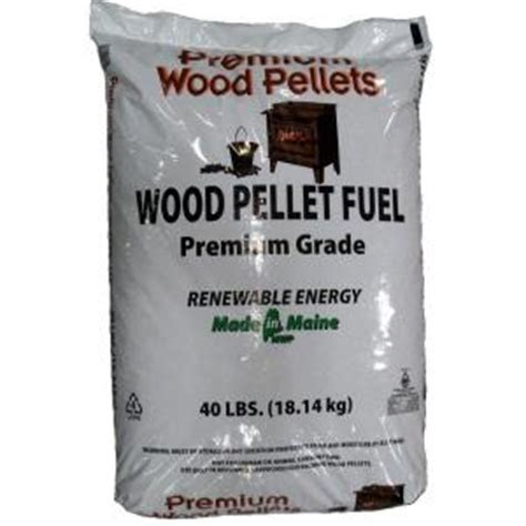 maine wood pellets pictures