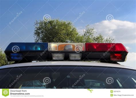 Lights On Top Of Truck by Car Lights Royalty Free Stock Images Image 32216279