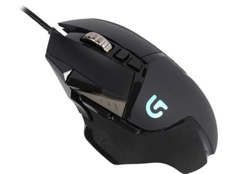 Mouse Logitech Gaming G502 Diskon logitech g502 proteus spectrum rgb tunable gaming mouse 910 004615 newegg