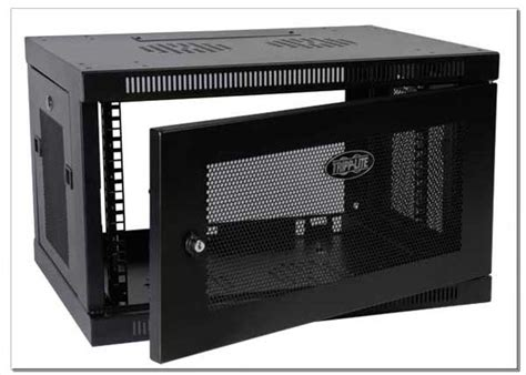 switch cabinet wall mount amazon com tripp lite srw6u 6u wall mount rack enclosure