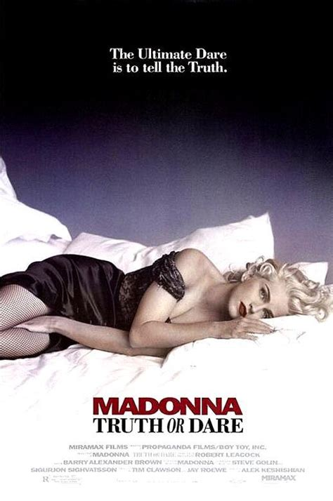 Madonna Or Documentary Madonna Or 1991 Filmaffinity