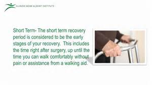 Hip Replacement Surgery Recovery Time Stairs by Hip Surgery Recovery How Long Does It Take To Recover