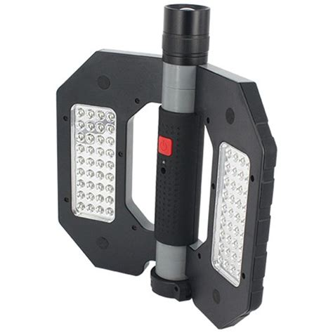 battery led work light folding led worklight elm 8194 led work light