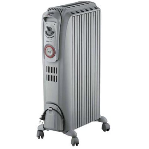 delonghi safeheat 1500 watt portable filled radiant