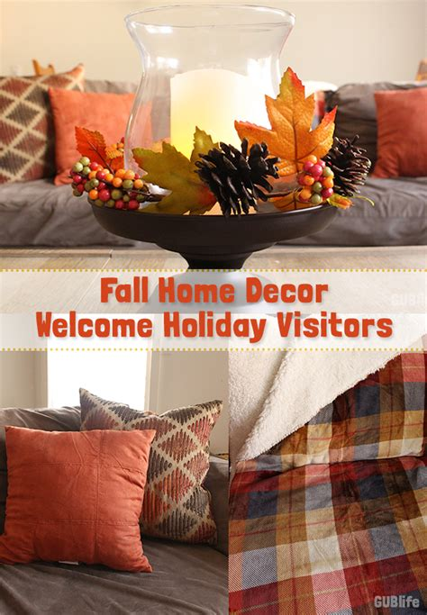 home decor at walmart fall home decor welcome visitors gublife