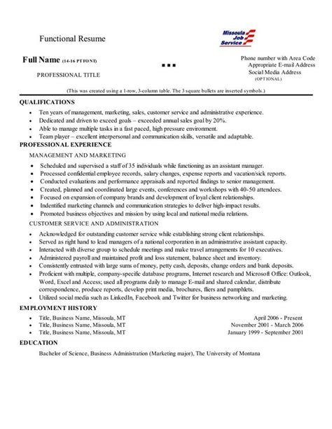 layout of a letter functional skills functional resume this is a common layout for a functional