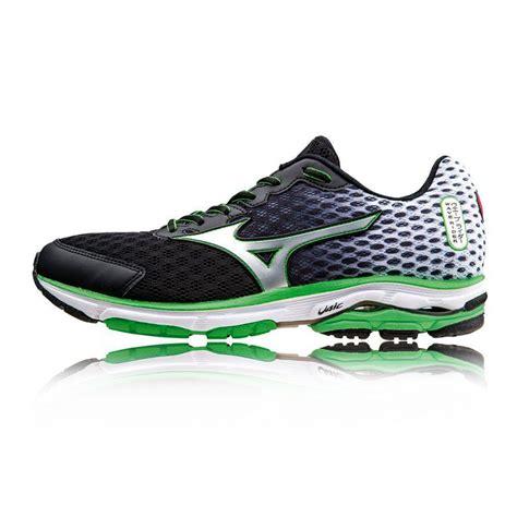 mizuno running shoes wave rider 15 mizuno wave rider 18 running shoes ss15 mens green