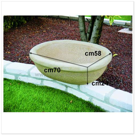 vasi in pietra per giardino vasi giardino minnesota 540ar636 in pietra ricostruita