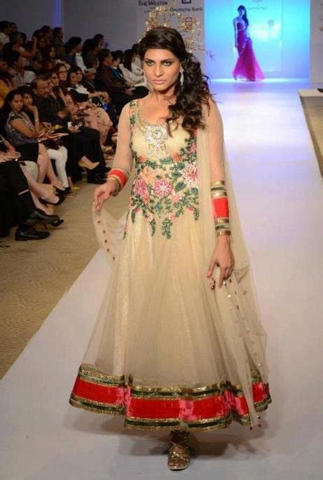 Pakistani wedding party dresses   Embroidered Party