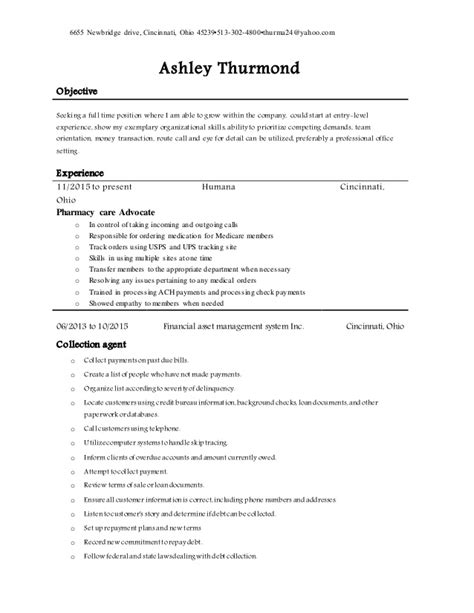 Office Work Resume by Thurmond 2014 Resume For Office Work