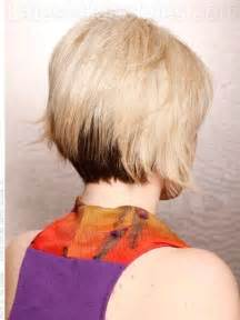 pictures of stacked bob haircut back view time to write 23 short haircuts that ll make you want to