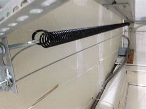 Garage Door Cable Came by Garage Door Safety Cable Installation At It S Finest