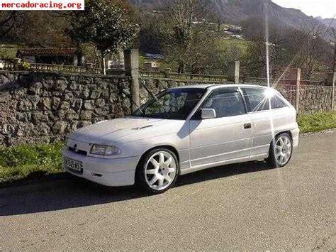 Opel Gsi Opel Astra Gsi 20i 16v Motoburg